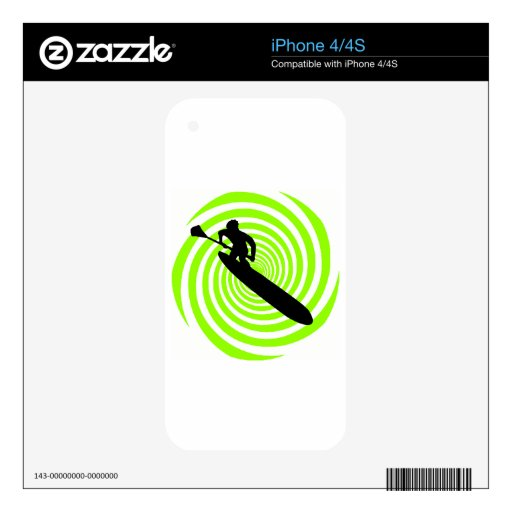 SUP WATER READY DECAL FOR THE iPhone 4S