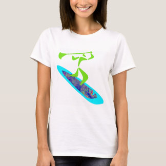 SUP WAVE ACTION T-Shirt
