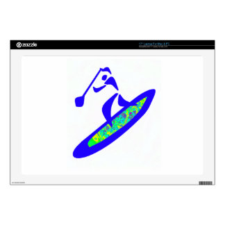 SUP WITH GROOVE LAPTOP SKINS