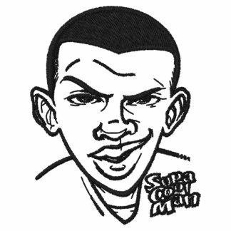Supa COOL MAN DAD  -  Embroided Polo Shirt