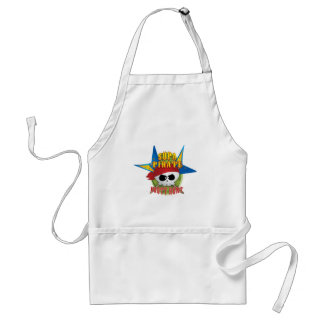 Supa Pirate Booty Hunt Apron