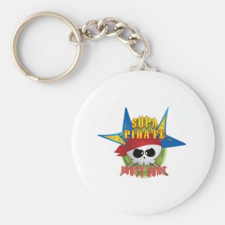 Supa Pirate Booty Hunt Keychains