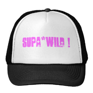 Supa*Wild ! Hats