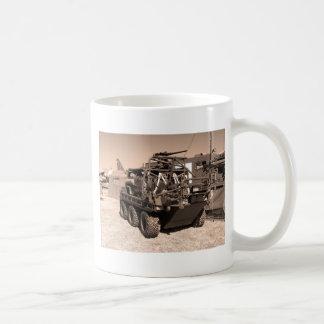 Supacat. Todo el vehículo de ejército rodado del Taza Clásica