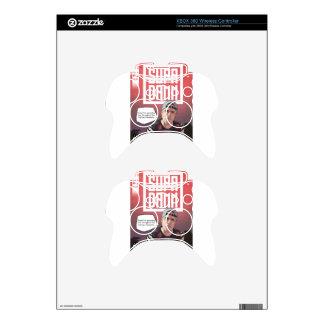 SUPADAMN Album Issue #1 Cover Art Xbox 360 Controller Skins