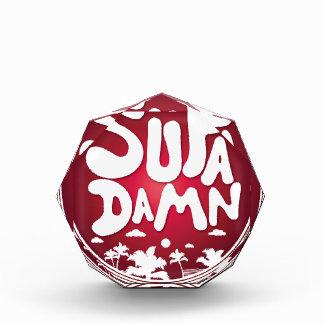 SUPADAMN Circle Red Award