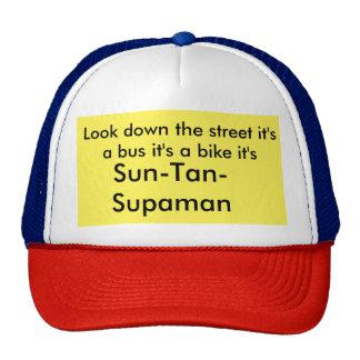 supahero trucker hat