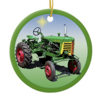 Super 44 ceramic ornament