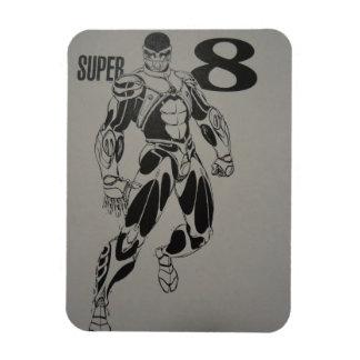 Super 8 magnet