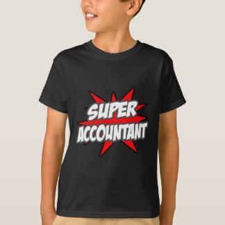 Super Accountant T-Shirt