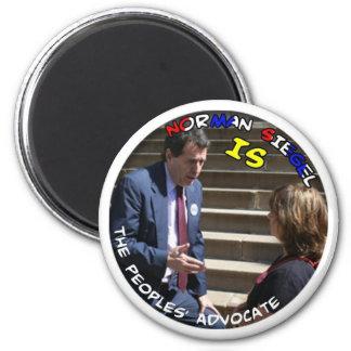 Super Advocates Magnet - 1