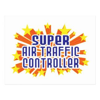 Super Air Traffic Controller Postcard