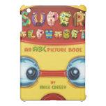 Super Alphabet iPad Mini Cover