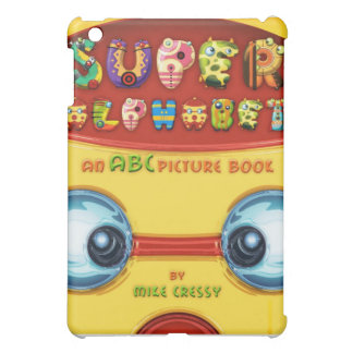 Super Alphabet iPad Mini Cover