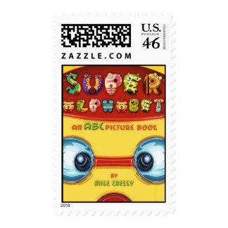 Super Alphabet Stamp
