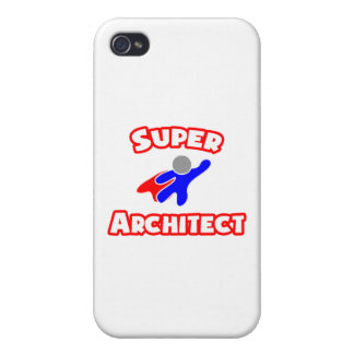 Super Architect iPhone 4 Covers