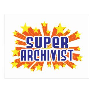 Super Archivist Postcard