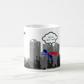 """Super Aspi Autism  """"Autism Awareness"""" Coffee Mug"""