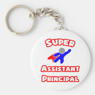 Super Assistant Principal Keychain