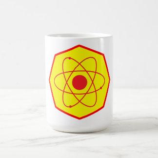Super Atom Emblem Coffee Mugs