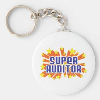 Super Auditor Keychain