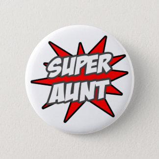 Super Aunt Button
