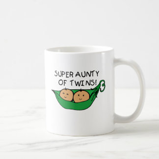 Super Aunty of Twins Pod Coffee Mug