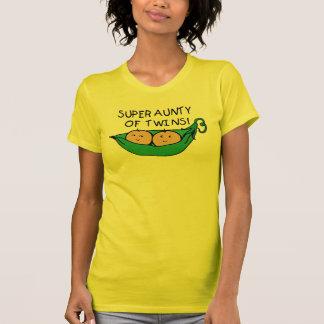 Super Aunty of Twins Pod Shirts