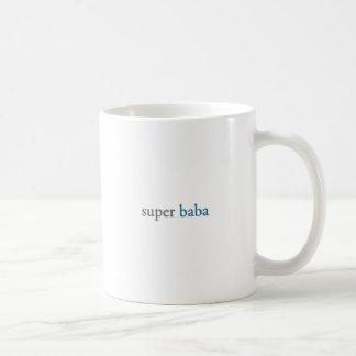 super baba coffee mug