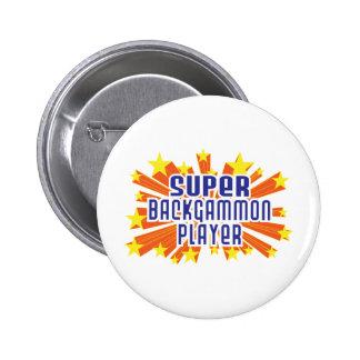 Super Backgammon Player Button