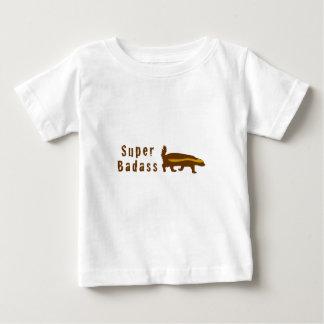 Super Badass Honey Badger Baby T-Shirt