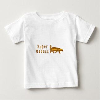 Super Badass Honey Badger - Vintage Baby T-Shirt