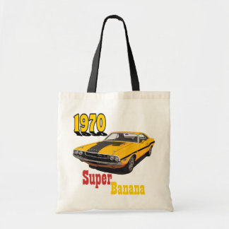 Super Banana Tote Bag