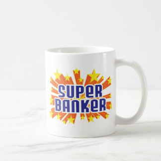 Super Banker Coffee Mug