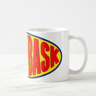 Super Bask of the Basque Country Classic White Coffee Mug