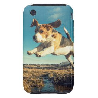 Super Beagle Dog - iPhone 3G/3Gs Case Tough iPhone 3 Cover