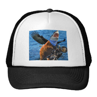 Super Bear Mesh Hat