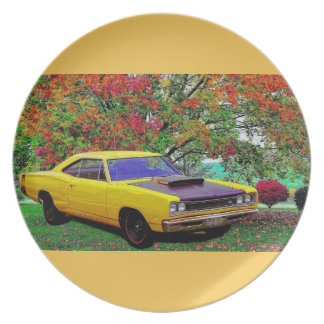 Super Bee Plate