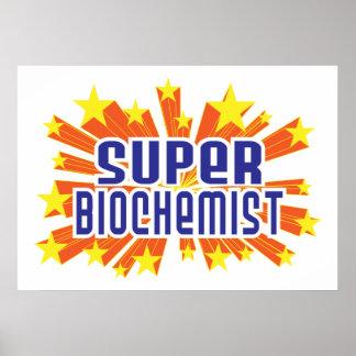Super Biochemist Print