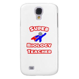 Super Biology Teacher Galaxy S4 Cover