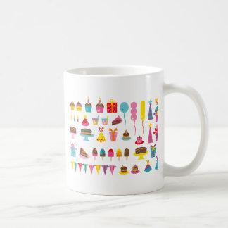 Super Birthday All Classic White Coffee Mug