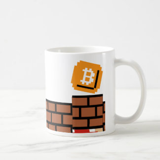 Super Bitcoin Block (Mug) Coffee Mug