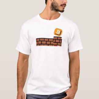 Super Bitcoin Block T-Shirt