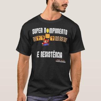 Super BLACK disruption T-Shirt