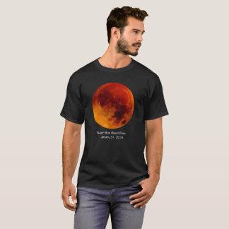 Super Blue Blood Moon 2018 T-Shirt