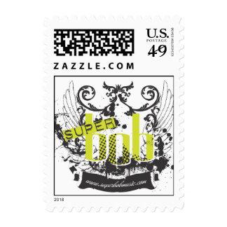 Super bob Crest Stamp Book