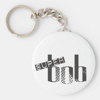Super bob Logo Key Chain