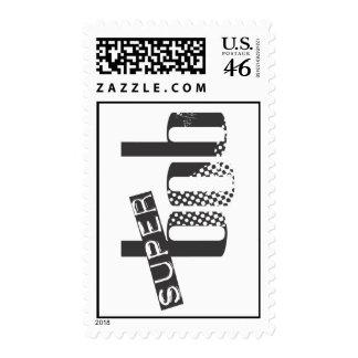 Super bob Logo Stamp Book