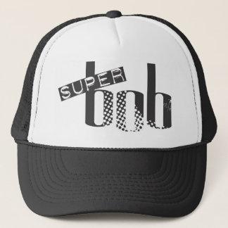 Super bob Logo Trucker Hat