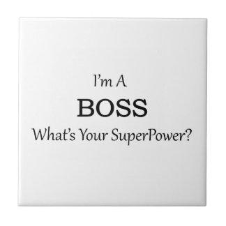 Super Boss Ceramic Tile